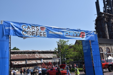 Cars And Coffe July